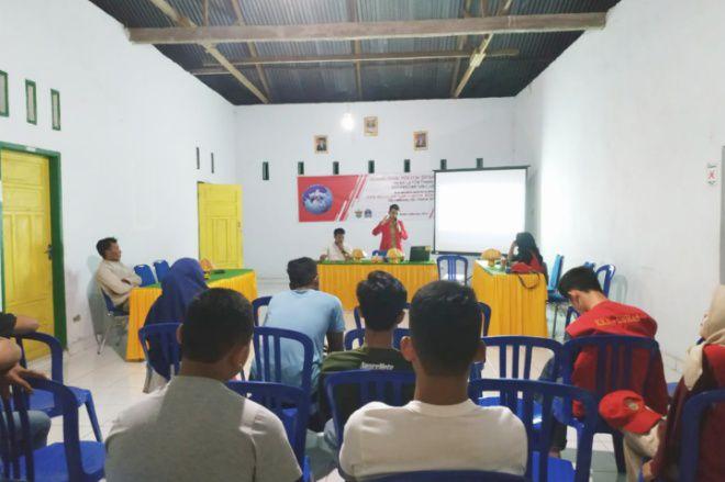 Mahasiswa KKN Unhas Edukasi Warga tentang Politik Lewat Sosialisasi