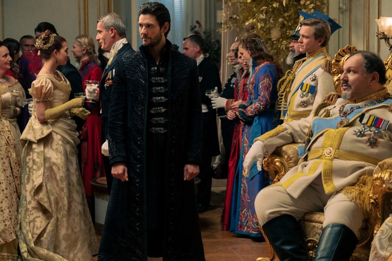 cień i kość zmrocz w wielkim pałacu