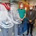 «Δωρεά 3 αναπνευστήρων στην Πνευμονολογική Κλινική του Πανεπιστημιακού Νοσοκομείου Λάρισας από τη Συνεταιριστική Τράπεζα Θεσσαλίας»