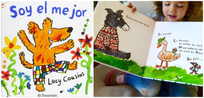 cuentos para enseñar valores niños: soy el mejor, autoestima, humildad