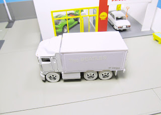 Hot Wheels  Beatles White Album