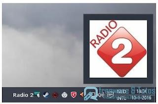 Tray Radio