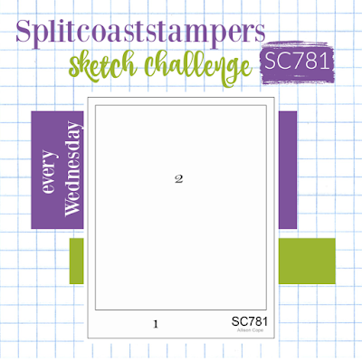 Splitcoaststampers card sketch 781