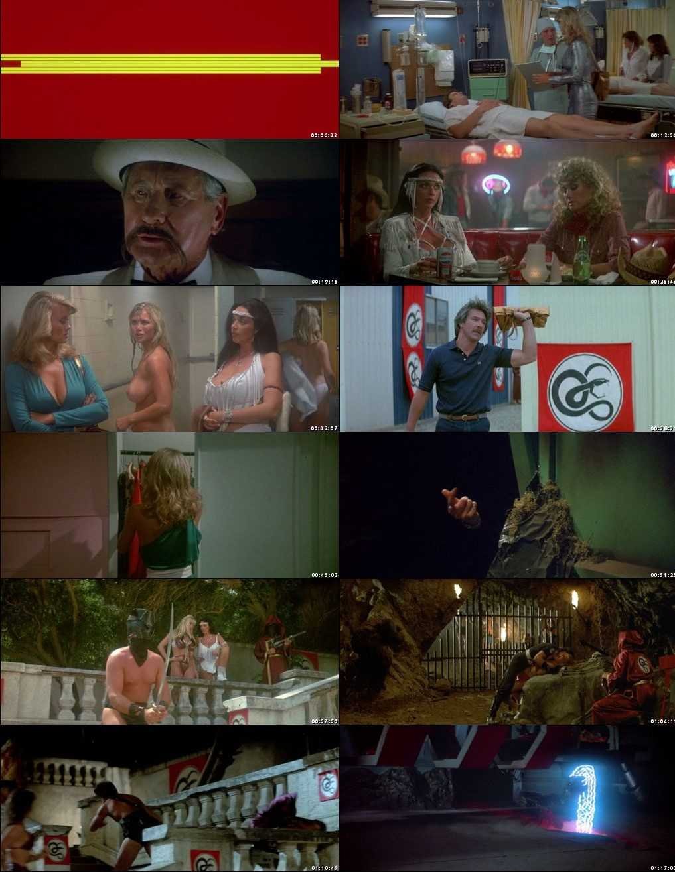 The Lost Empire 1984 Movie Screenshot