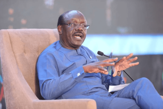 2022 Presidential candidate Mukhisa Kituyi photo