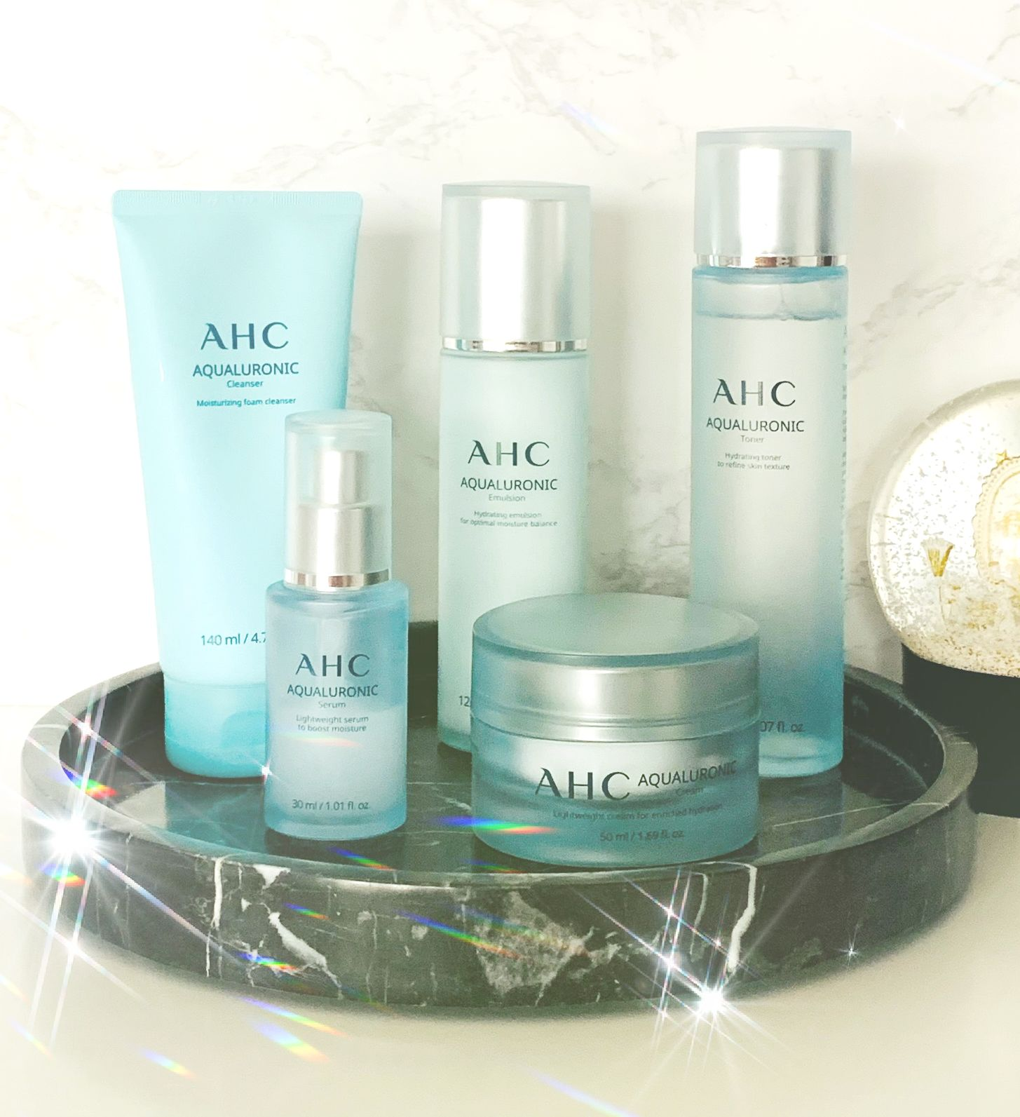 REVIEW: AHC The Aqualuronic Collection