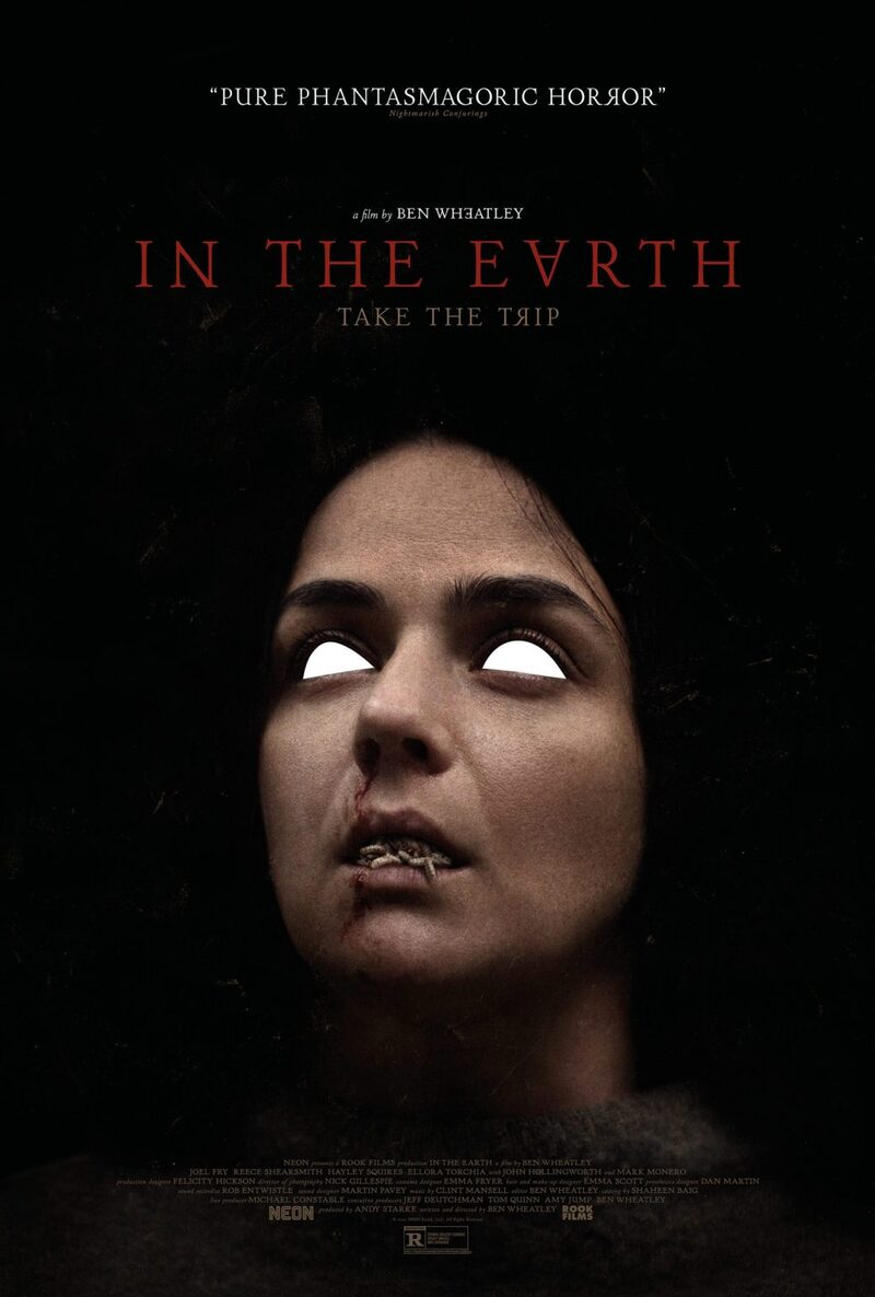 In the Earth poster