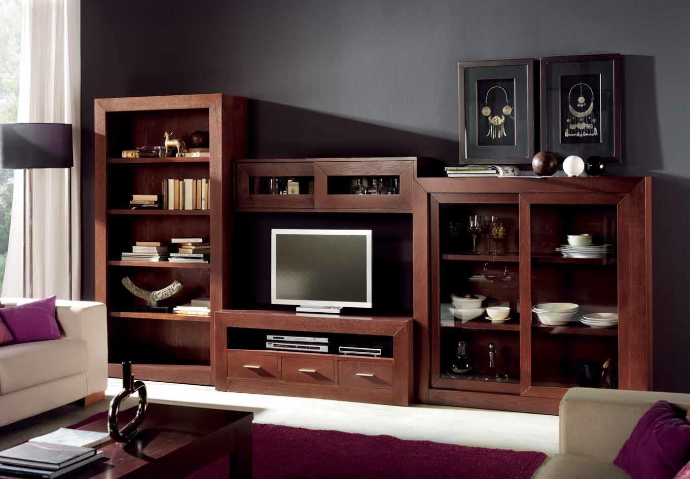 Como hacer un mueble de salon best great muebles salon disecbo moderno torrevieja mueble salcbn - Como hacer un mueble de salon ...