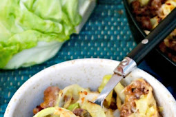 Cabbage Beef Skillet Recipe Tex Mex Style