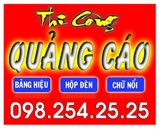 BANG HIEU QUANG CAO