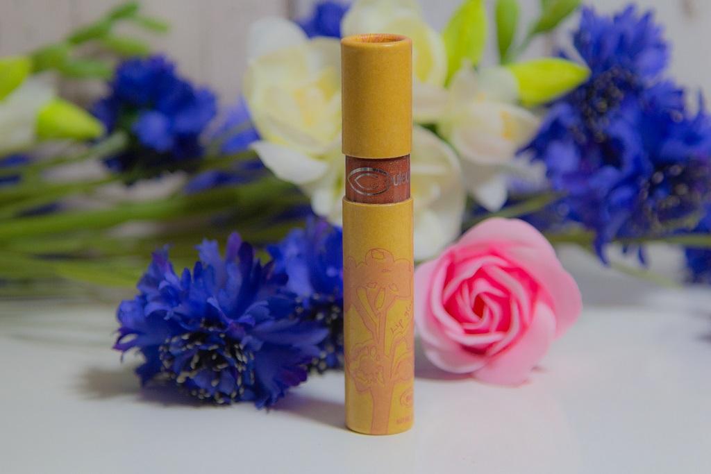Maquillage naturel avec une palette Zao bio