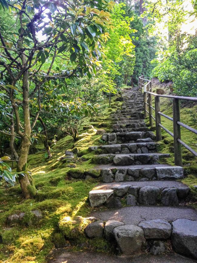 Portland Japanese Garden Store: Amanda K. By The Bay: Portland Japanese Gardens