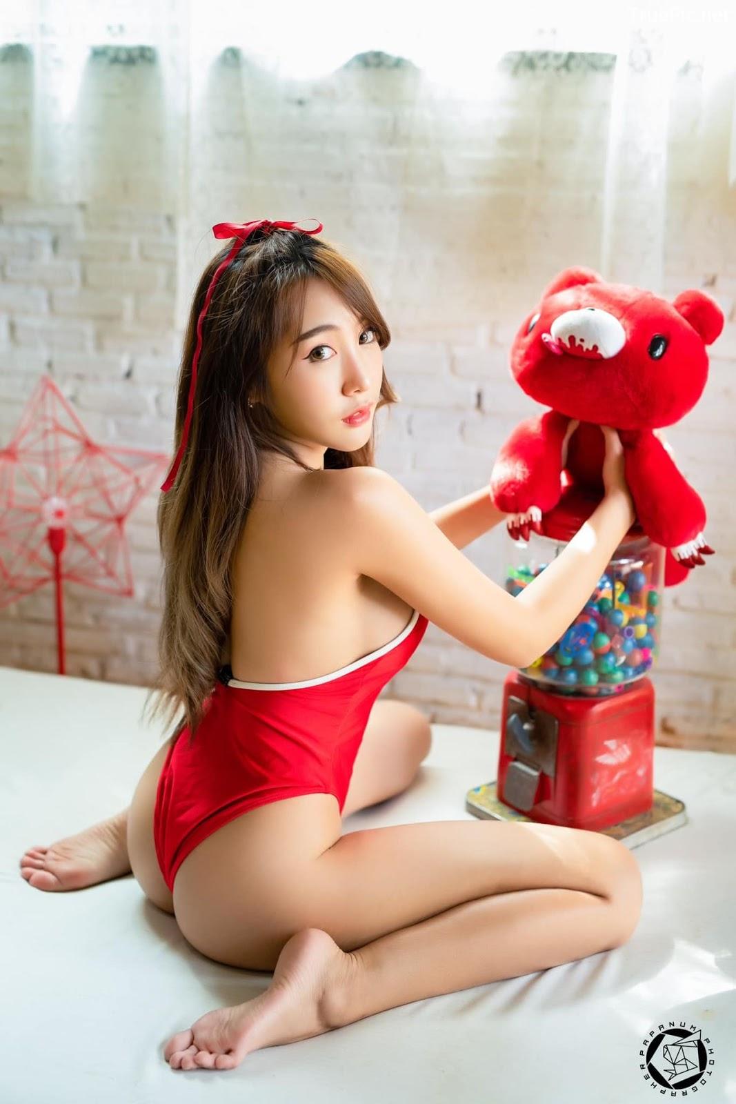 Image-Thailand-Sexy-Model-Suneta-Ngachalvy-Concept-Gloomy-Bear-TruePic.net- Picture-1