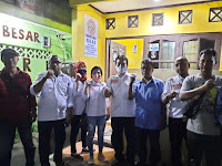 DPC GAAS Jakbar MenggelarPertemuan Konsolidasi dan Silaturahmi Dalam Rangka Membentuk PAC GAAS Taman Sari