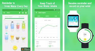 Aplikasi Pengingat Minum Air Terbaik 2020