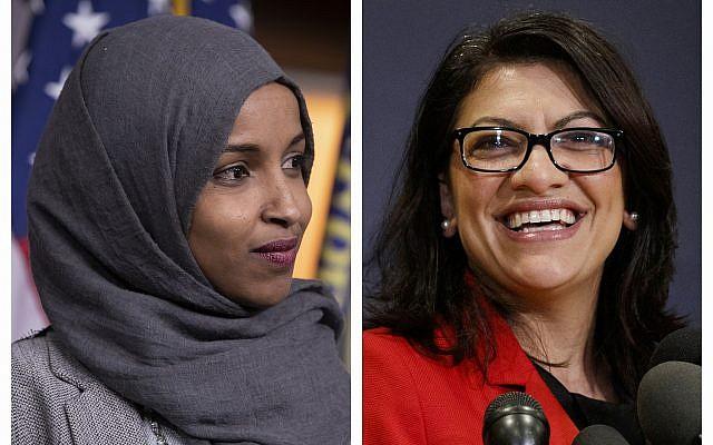 Polémique à Washington sur fond d'interdiction à deux élues démocrates de se rendre en Israël