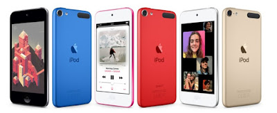 Apple is coming with the new iPod Touch player