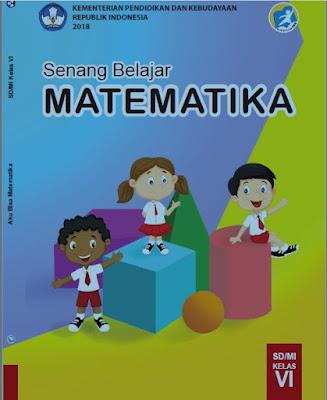 Buku Siswa dan Guru Matematika Kelas 6 Kurikulum 2013 Revisi 2018