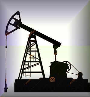 Petroleum-pump
