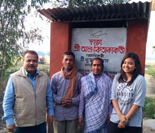 Daan Toilet initiative by Jorhat administration