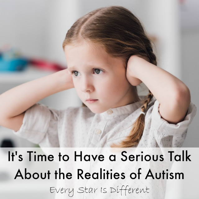 It's time to have a serious talk about the realities of autism