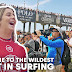 Roaming Around The Carnival Scene At The US Open Of Surfing In Huntington Beach | People Watching