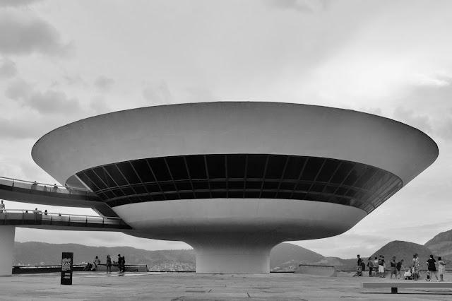 MAC (Museu de Arte Contemporânea) de Niterói