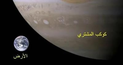"تستعد الارض للأقتراب كثيرا من المريخ لدرحة انه سيمكنك رصد الكوكب الاحمر بعينك المجردة | ""Earth and Mars""   Earth is preparing to get very close to Mars to the extent that you will be able to spot the red planet with your naked eye"