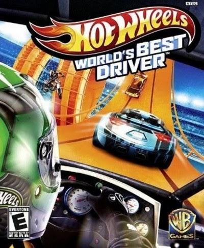 تحميل افضل سائق Hot Wheels Worlds Best Driver النسخة الكاملة للكمبيوتر مجاناً