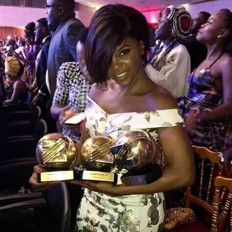 Vidéo - Canal 2 OR acte 12: La chanteuse camerounaise Daphne se taille la part du lion