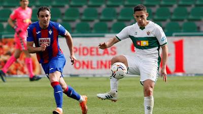 ملخص وهدف فوز التشي علي ايبار (1-0) الدوري الاسباني