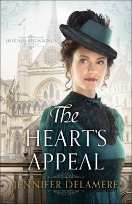 Heidi Reads... The Heart's Appeal by Jennifer Delamere