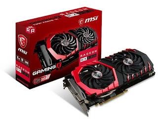 كارت AMD Radeon RX580