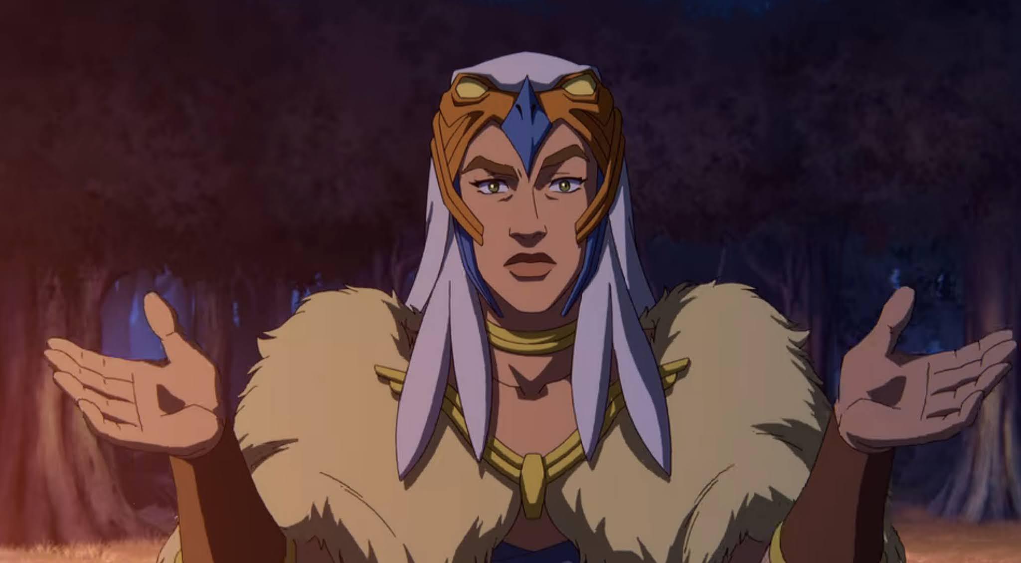 Masters of the Universe Revelation vecchia Sorceress