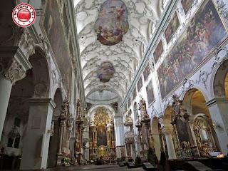Iglesia Franciscana, Salzburgo, Austria