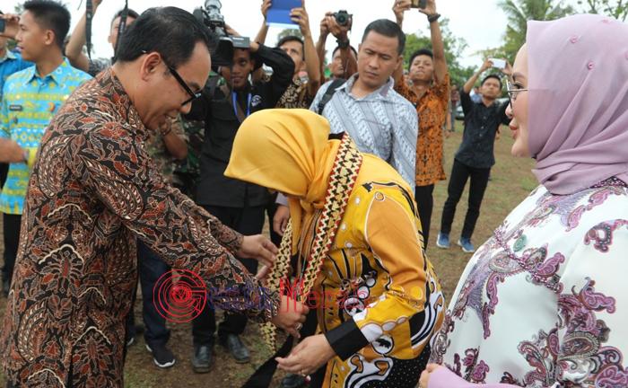 Bumi Merapi Wakili Waykanan Lomba Kesrak Tingkat Provinsi Lampung