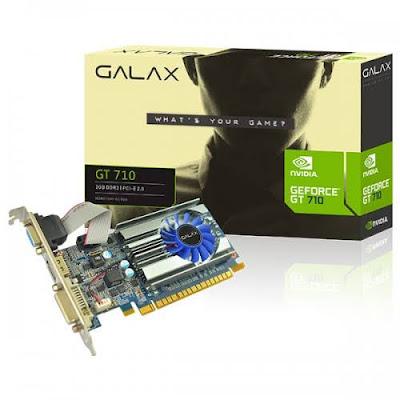 Nvidia GeForce GT 710最新ドライバーのダウンロード