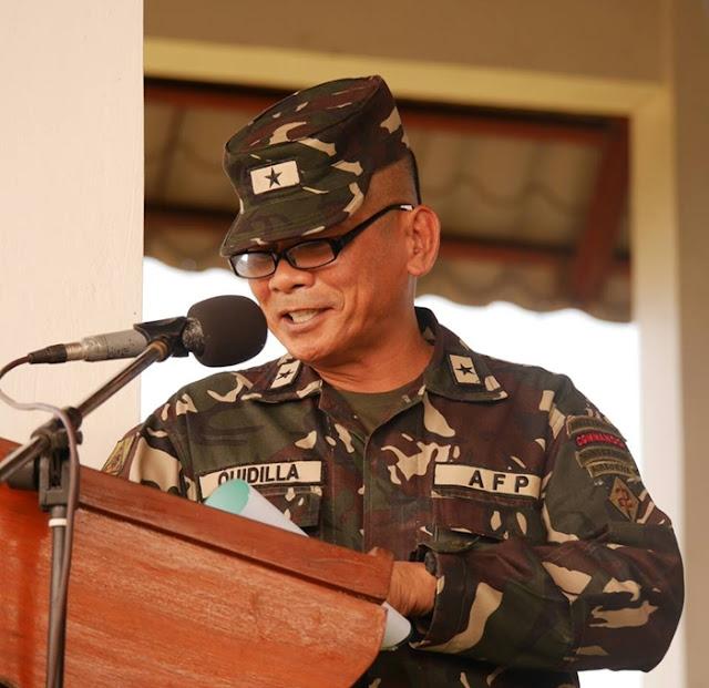 Brigadier General Ferdinand F. Quidilla
