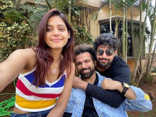 Meet the first family of the business Ritvik Dhanjani and Tarun Virwani are families to me exclaim actress Pranati Rai Prakash on this Friendship Day!