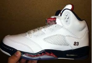 802ecd9519420f THE SNEAKER ADDICT  Air Jordan 5 Retro  Independence Day  Release Date