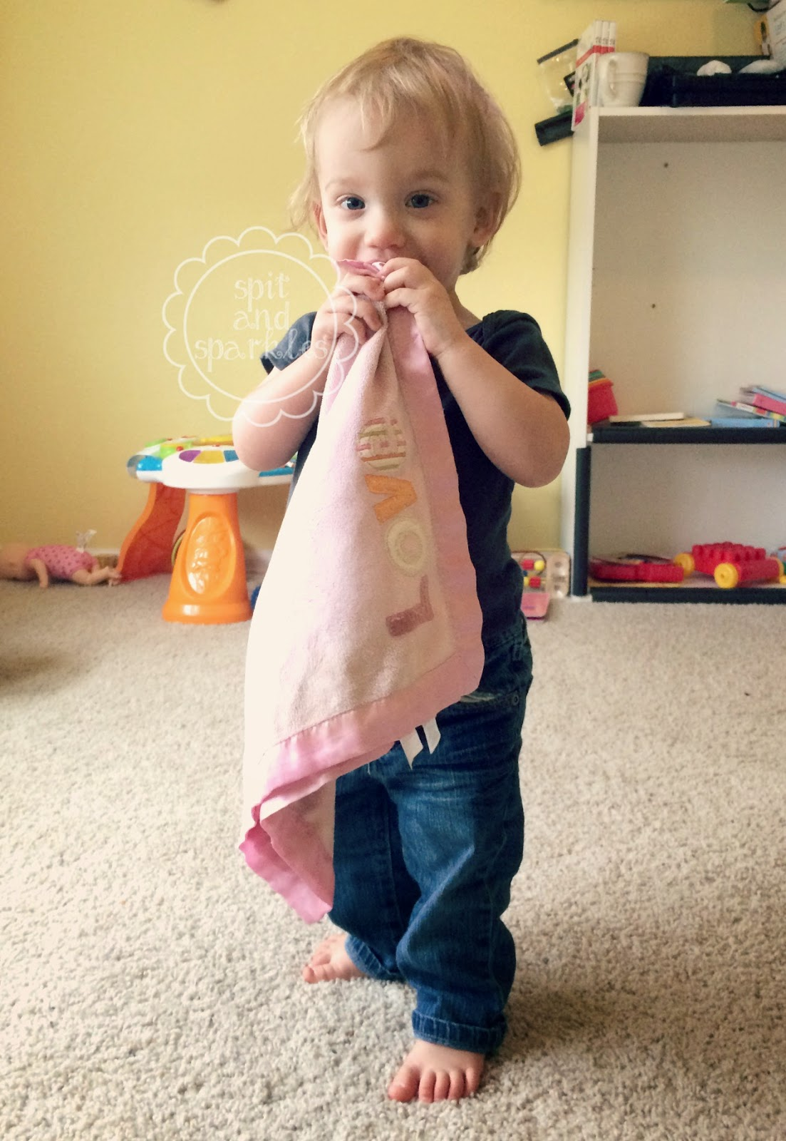 "Why I let my son like pink and play with ""girl toys."" by Spit and Sparkles Blog #genderbias #pink"