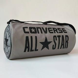 Tas Duffle Bag Converse Abu Muda Harga Terjangkau