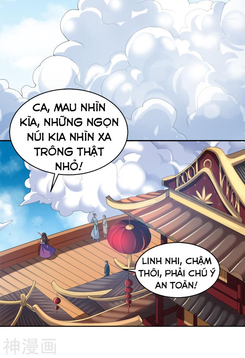 Nhất Kiếm Độc Tôn chap 19 - Trang 8