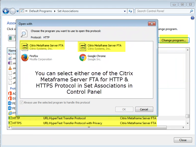 Citrix XenApp 7x on Windows Server 2012 or 2012 R2