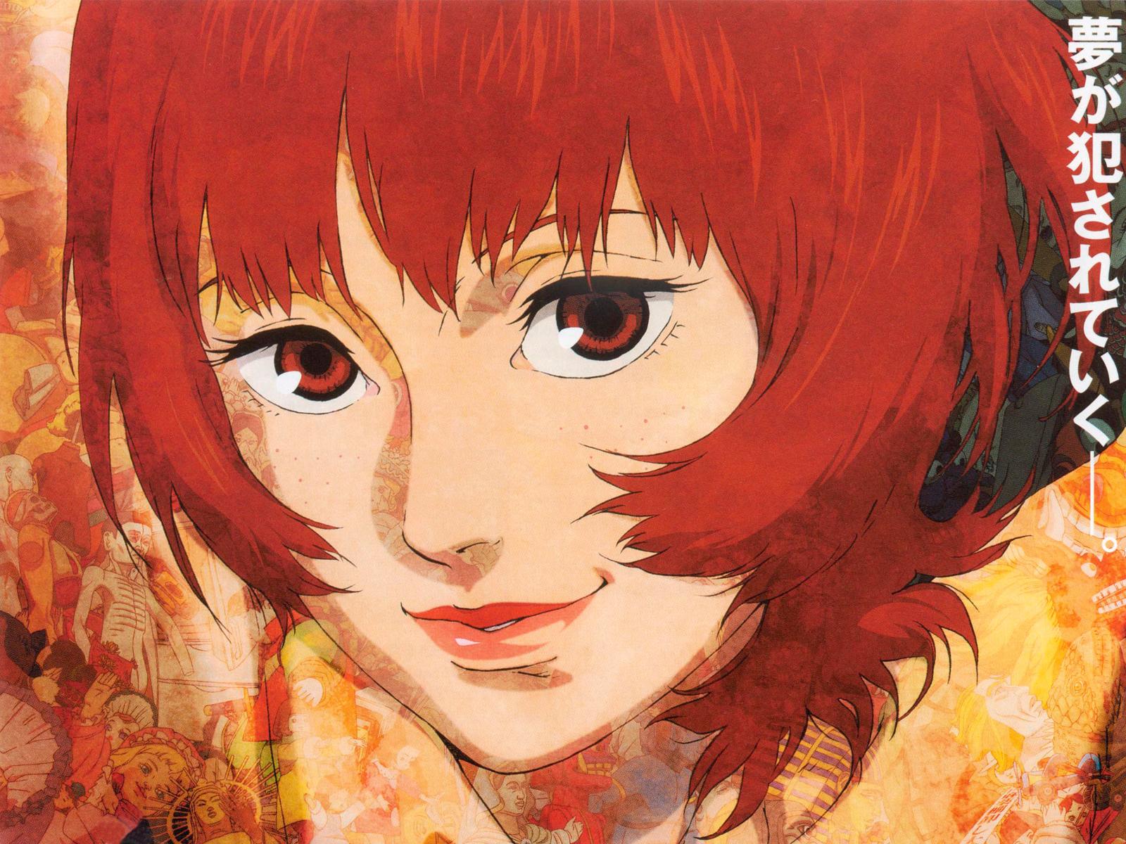 paprika anime