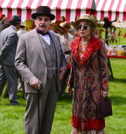 Hercule Poirot Elokuvat