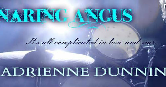 Release Blitz: Snaring Angus (Captain's Folly Series, #1) by Adrienne Dunning