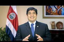 Inilah Pidato Presiden Kosta Rika, Carlos Alvarado Quesada di Debat Umum PBB ke 75