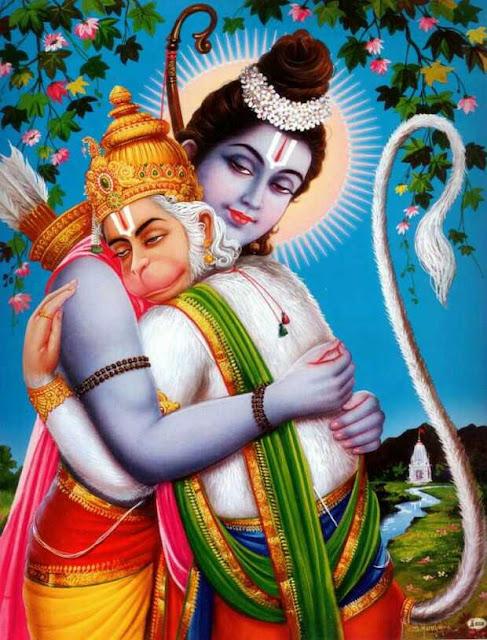Hanuman Photo God