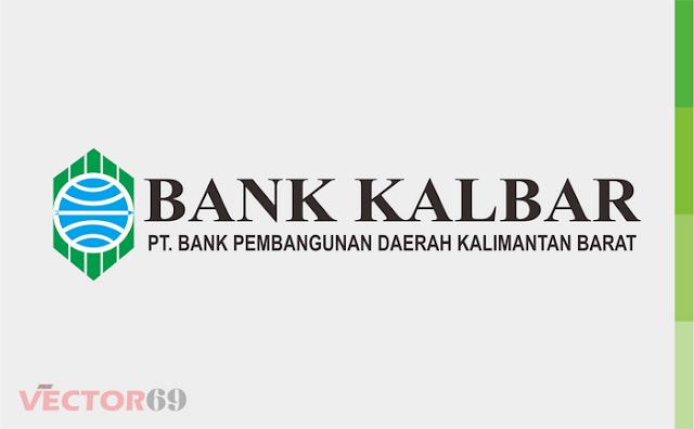Logo Bank Kalbar Landscape - Download Vector File CDR (CorelDraw)